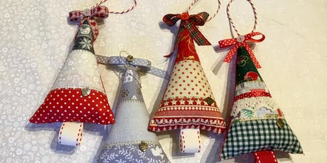 Sewing Skills for Beginners: Christmas Craft tickets