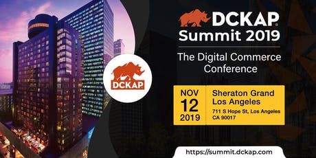 DCKAP Summit 2019 tickets