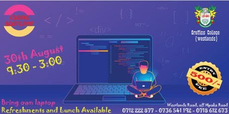 Coding Boot Camp - using python. tickets