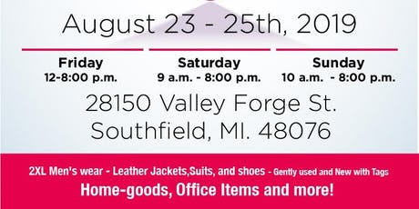 Southfield Weekend Garage Sale tickets
