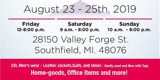 Southfield Weekend Garage Sale