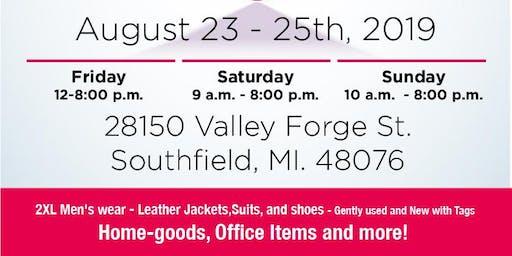 Southfield Weekend Garage Sale
