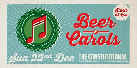 Beer & Carols tickets