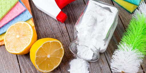 Low Impact Living Session 3 - Make Your Own Green Cleaning Products
