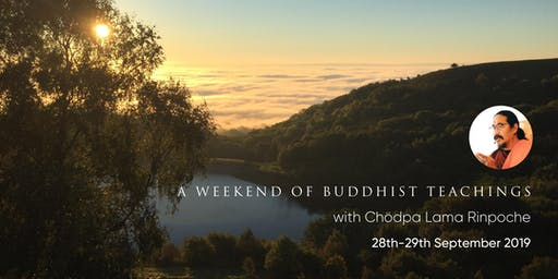 Malvern - A Weekend of Teachings with Chödpa Lama Rinpoche