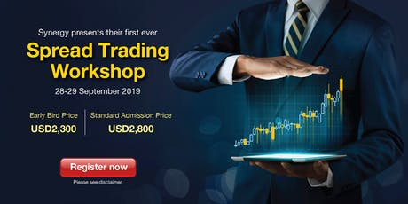 Synergy Presents Their First Ever Spread Trading Workshop tickets