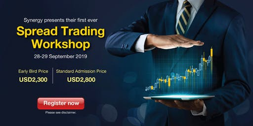 Synergy Presents Their First Ever Spread Trading Workshop