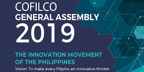 COFILCO 2019 General Assembly tickets