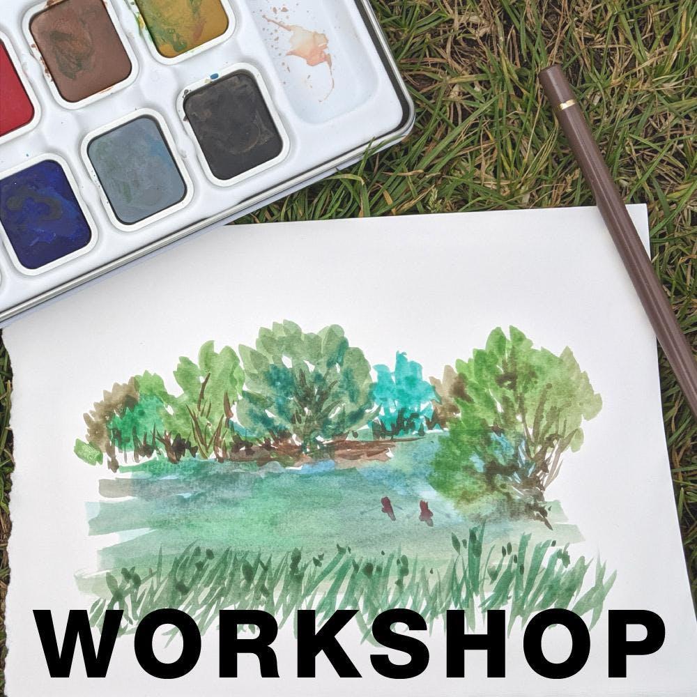 Art Workshop- London Drawing Club x London Graphic Centre