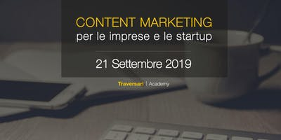 Content Marketing per le imprese e le start-up
