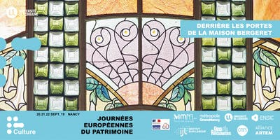 JEP 2019 : Derrière les portes de la maison Bergeret