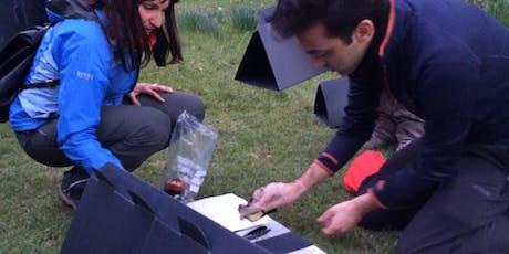 Hedgehog Surveying tickets