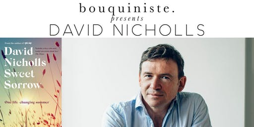 Bouquiniste Presents David Nicholls