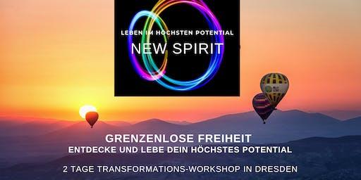 2 Tage-Workshop - GRENZENLOSE FREIHEIT!