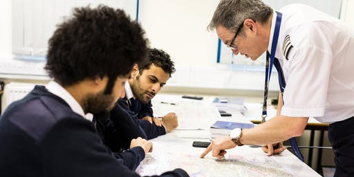 CAE Become an Instructor - 30th August