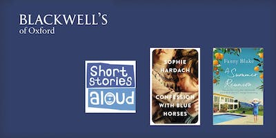 This month at Short Stories Aloud you...