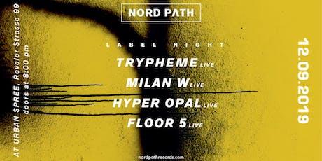 NordPath: LabelNight#3 tickets