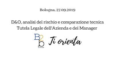 #B2bInFormazione: D&O e Tutela Legale dell'Azienda
