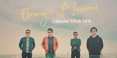 Orange & Lemons Live In Victoria