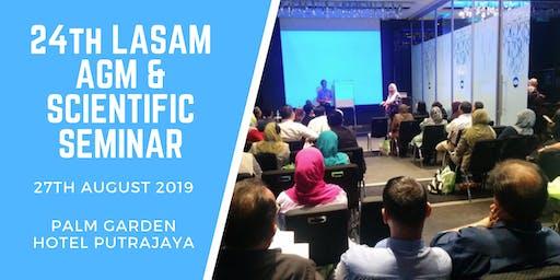 24th LASAM Annual General Meeting and Scientific Seminar