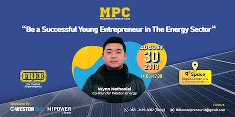 Be a Successful Young Entrepreneur in The Energy Sector tickets