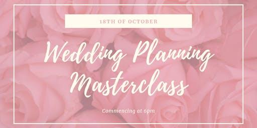 Wedding Planning Masterclass