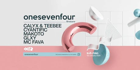 Rewind DnB Presents:  onesevenfour  ____Brisbane tickets