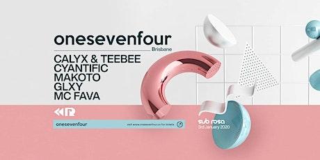 Rewind DnB Presents:  onesevenfour  ____Brisbane tickets