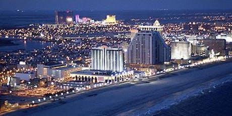 Atlantic City, NJ Excursion tickets