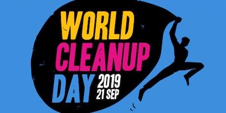 World Cleanup Day : nettoyage des déchets à Toulouse billets