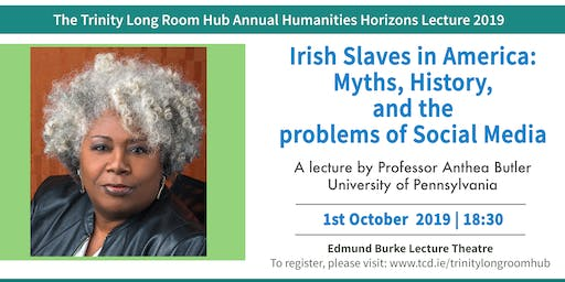 2019 Humanities Horizons : Irish Slaves in America