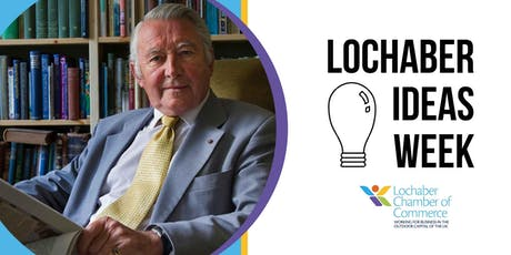Lochaber Ideas Week 2019 - Charles Kennedy Lecture with Lord David Steel tickets