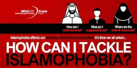 How Can I Tackle Islamophobia? tickets