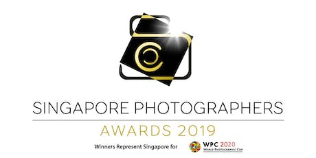 Singapore Photographer Awards 2019 ceremony(Singapore Photography Festival) tickets