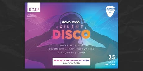 ICMP Silent Disco tickets