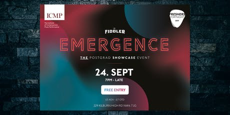 ICMP Emergence tickets