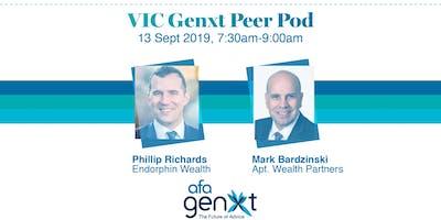 VIC Genxt Adviser Peer Pod - Building a sustainable practice