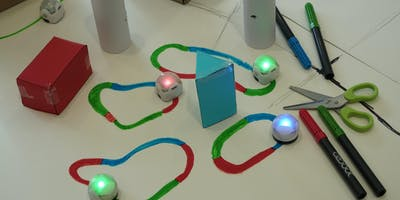 Meet the Ozobots: family fun for children ages 5+