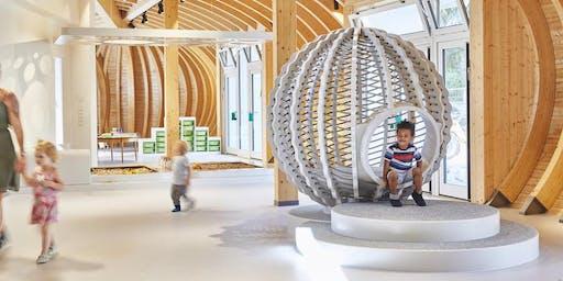 Kita trifft Architektur im FRÖBEL-Kindergarten Zuckerhut