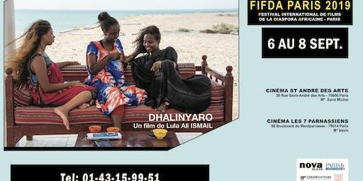 9e Festival de Films de la Diaspora Africaine