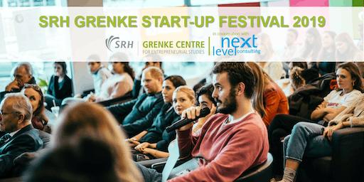 SRH GRENKE Start-up Festival 2019