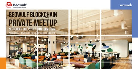 Beowulf Blockchain Private Meetup tickets