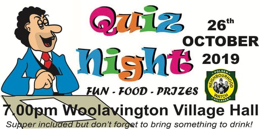 EWatch QUIZ NIGHT 2019