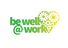 Be Well at Work Team.  logo