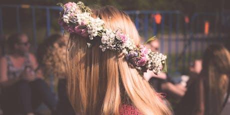 confectionnez votre propre couronne de fleurs avec Be Vegetal My Friend billets