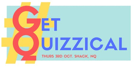 #GetQuizzical : October Edition  tickets