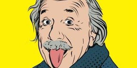 Atelier : Einstein et les mystères de la science billets