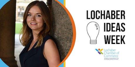 Lochaber Ideas Week 2019 - Lochaber Tourism Summit tickets