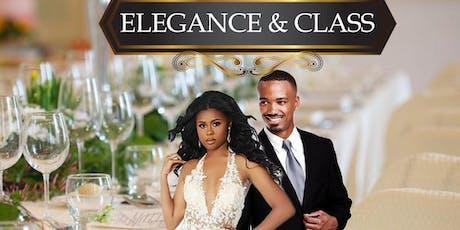 Elegance & Class Pre-Christmas Fund Raising Ball tickets