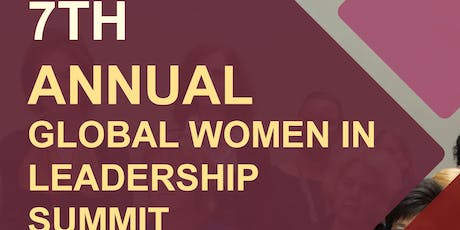 7TH ANNUAL WOMEN IN LEADERSHIP SUMMIT,CROWNE PLAZA HY36 MIDTOWN MANH tickets